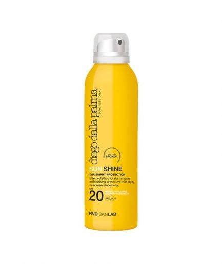 moisturising protective milk spray spf20