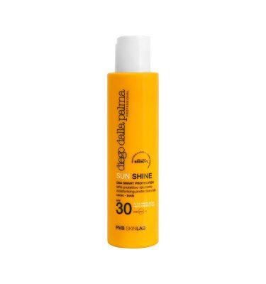 moisturizing protective milk-spf30
