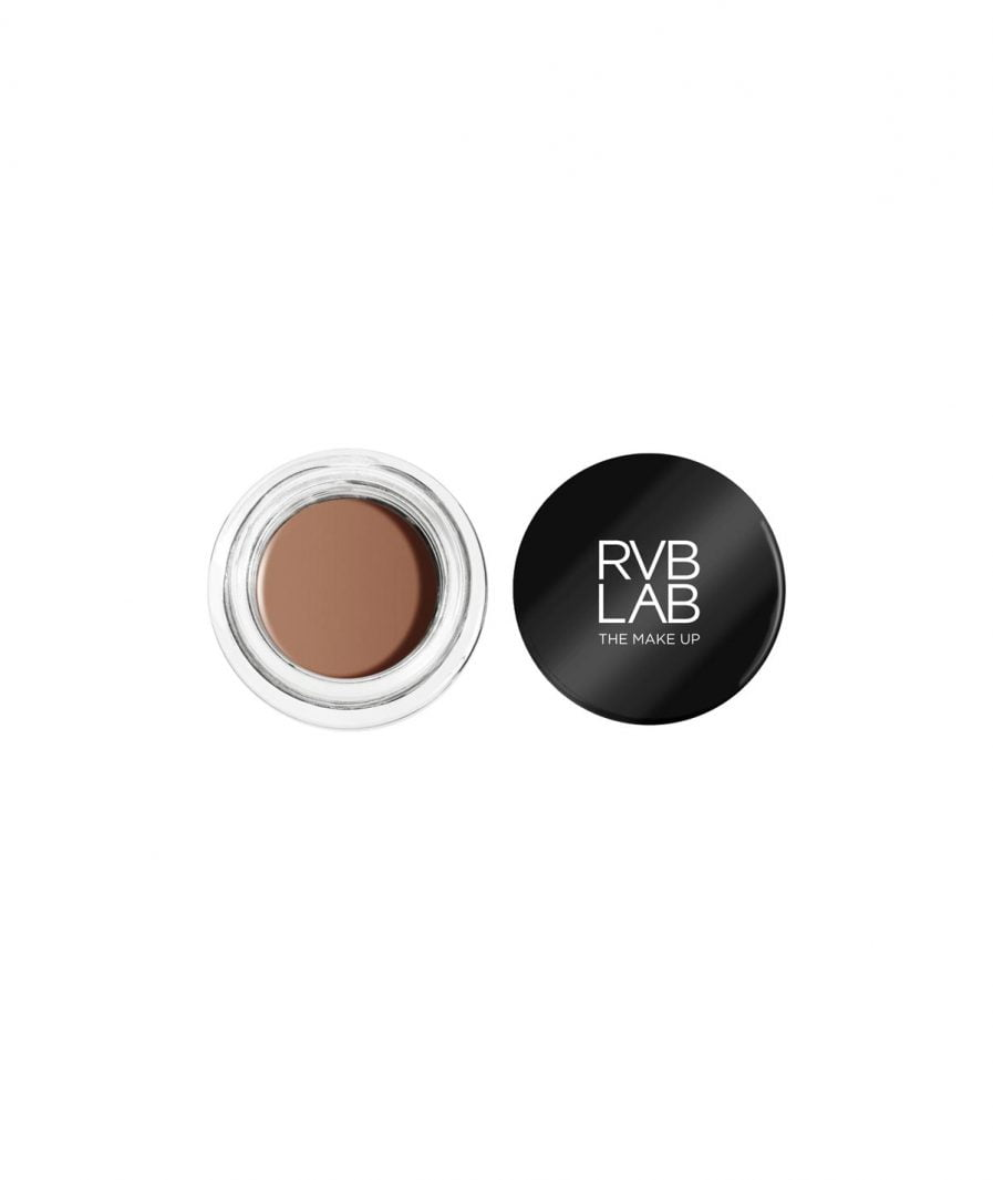 Cream eyebrow liner water resistant
