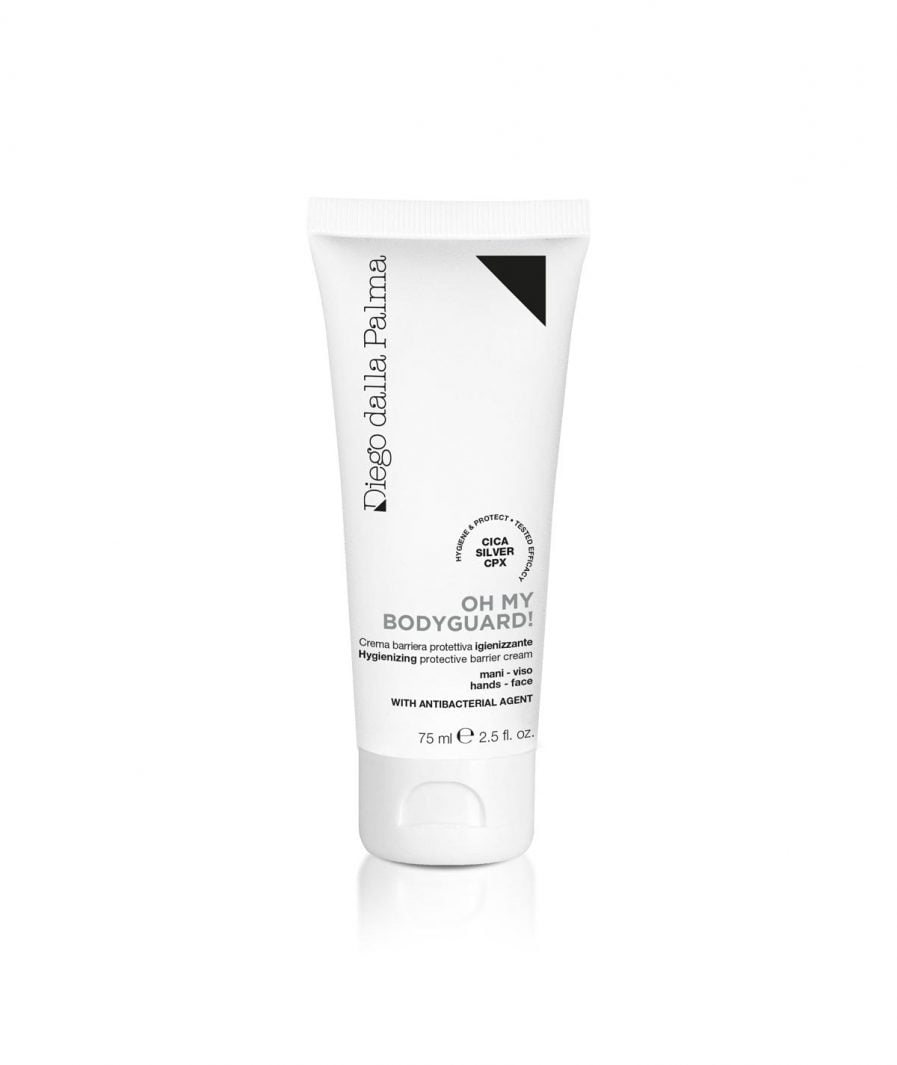 HYGIENIZING PROTECTIVE BARRIER CREAM